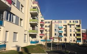Construction de 49 logements collectifs