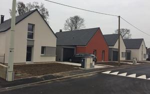 Construction de 20 + 30 logements individuels