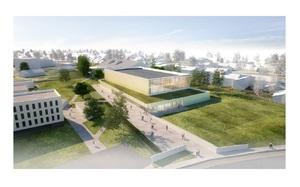 Gymnase Lycée Raymond Queneau